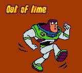 Disney•Pixar Buzz Lightyear of Star Command Game Boy Color Out of time