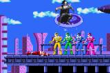 Saban's Power Rangers: Time Force Game Boy Advance Red has trouble