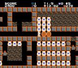 Exodus: Journey to the Promised Land NES Take bags with gold