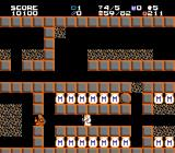 "Exodus: Journey to the Promised Land NES Chase enemy ""mage"""