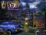 Mystery Trackers: The Void (Collector's Edition) Macintosh Main menu CE