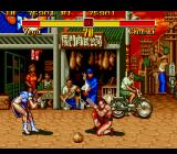 Super Street Fighter II Genesis Chun Li is next