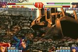 The King of Fighters EX2: Howling Blood Game Boy Advance Wrestling