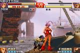 The King of Fighters EX2: Howling Blood Game Boy Advance Too small to normal hit