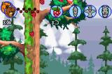 Disney's Brother Bear Game Boy Advance Climb on trees