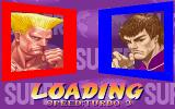 Super Street Fighter II Turbo DOS Time to duel
