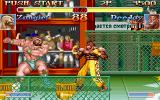 Super Street Fighter II Turbo DOS Zangief is angry!