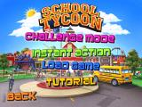 School Tycoon Windows Choose what you want to do...