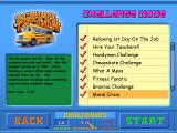 School Tycoon Windows Beginner Challenges you can complete.  When completed, you can see your best time