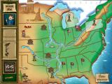 North & South: The Game Windows Map