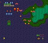 Cyber-core TurboGrafx-16 Next wave of enemies