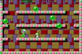 Bubble Bobble Old & New Game Boy Advance First level