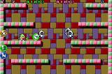 Bubble Bobble Old & New Game Boy Advance Unfriendly ghosts