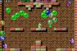Bubble Bobble Old & New Game Boy Advance ...And kill all enemies!