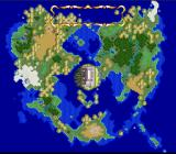 ActRaiser 2 SNES Whole world