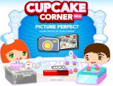 Cupcake Corner Browser Loading screen.