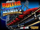 RollerCoaster Mania 2 Windows Start screen