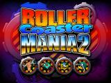 RollerCoaster Mania 2 Windows Main screen