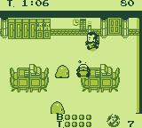Ghostbusters II Game Boy Life lost