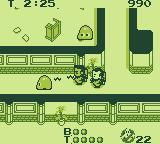 Ghostbusters II Game Boy Catch him!