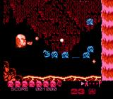 Zombie Nation NES Cave
