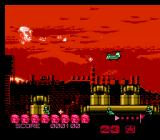 Zombie Nation NES Military base
