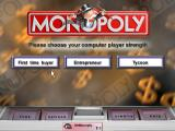 Monopoly Windows Select computer difficulty