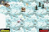 Top Gun: Firestorm Game Boy Advance Tanks on snow