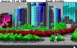 Leisure Suit Larry Goes Looking for Love (In Several Wrong Places) DOS Exploring Los Angeles. Overlooking the central part of the city