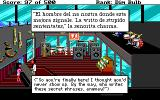 Leisure Suit Larry Goes Looking for Love (In Several Wrong Places) DOS In the music store - Larry, our champion of bad luck, is just running into trouble without even knowing it...