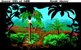 Leisure Suit Larry Goes Looking for Love (In Several Wrong Places) DOS Looking for a way in the jungle - I'm never able to skip this scene...
