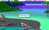Leisure Suit Larry III: Passionate Patti in Pursuit of the Pulsating Pectorals DOS Not-really-successful pick-up no. 1