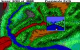 Leisure Suit Larry III: Passionate Patti in Pursuit of the Pulsating Pectorals DOS Down the rapids