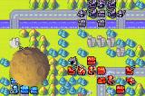 Advance Wars Game Boy Advance Those blue units have almost no chance against the meteor