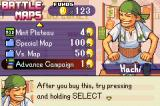 Advance Wars Game Boy Advance You can buy battle maps and CO's from Hachi