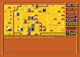 Ardeny 1944 Atari 8-bit The movement of German troops