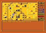 Ardeny 1944 Atari 8-bit Round of German troops