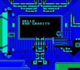 The Adventures of Rad Gravity NES Hello to you too...
