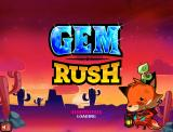 Gem Rush Browser Loading screen.