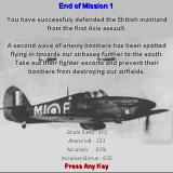 Spitfire: The Battle of Britain Browser A Spitfire against an entire army