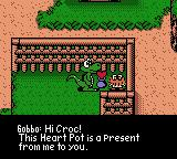 Croc 2 Game Boy Color Little present