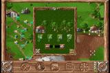 Serf City: Life is Feudal DOS Attack menu