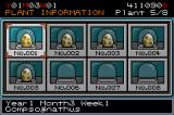 Jurassic Park III: Park Builder Game Boy Advance After you create some eggs, you can view them in your hatchery plant
