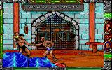 Conan: The Cimmerian DOS First fight (EGA)