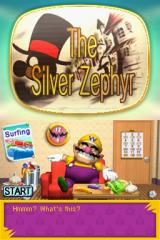 Wario: Master of Disguise Nintendo DS Wario becomes inspired by a TV show called <i>The Silver Sephyr</i>.