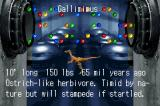 Jurassic Park III: The DNA Factor Game Boy Advance After repairing a DNA strain, you can see what dinosaur the DNA was for