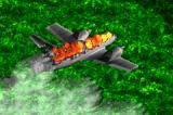 Jurassic Park III: Island Attack Game Boy Advance The intro movie shows your plane crashing