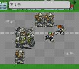 Live a Live SNES Near future chapter: cool battle against a biker gang