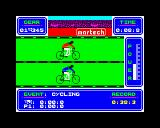 Brian Jacks Superstar Challenge ZX Spectrum I want to ride my bicycle, I want to ride my bike!