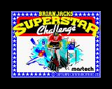Brian Jacks Superstar Challenge ZX Spectrum Loading screen